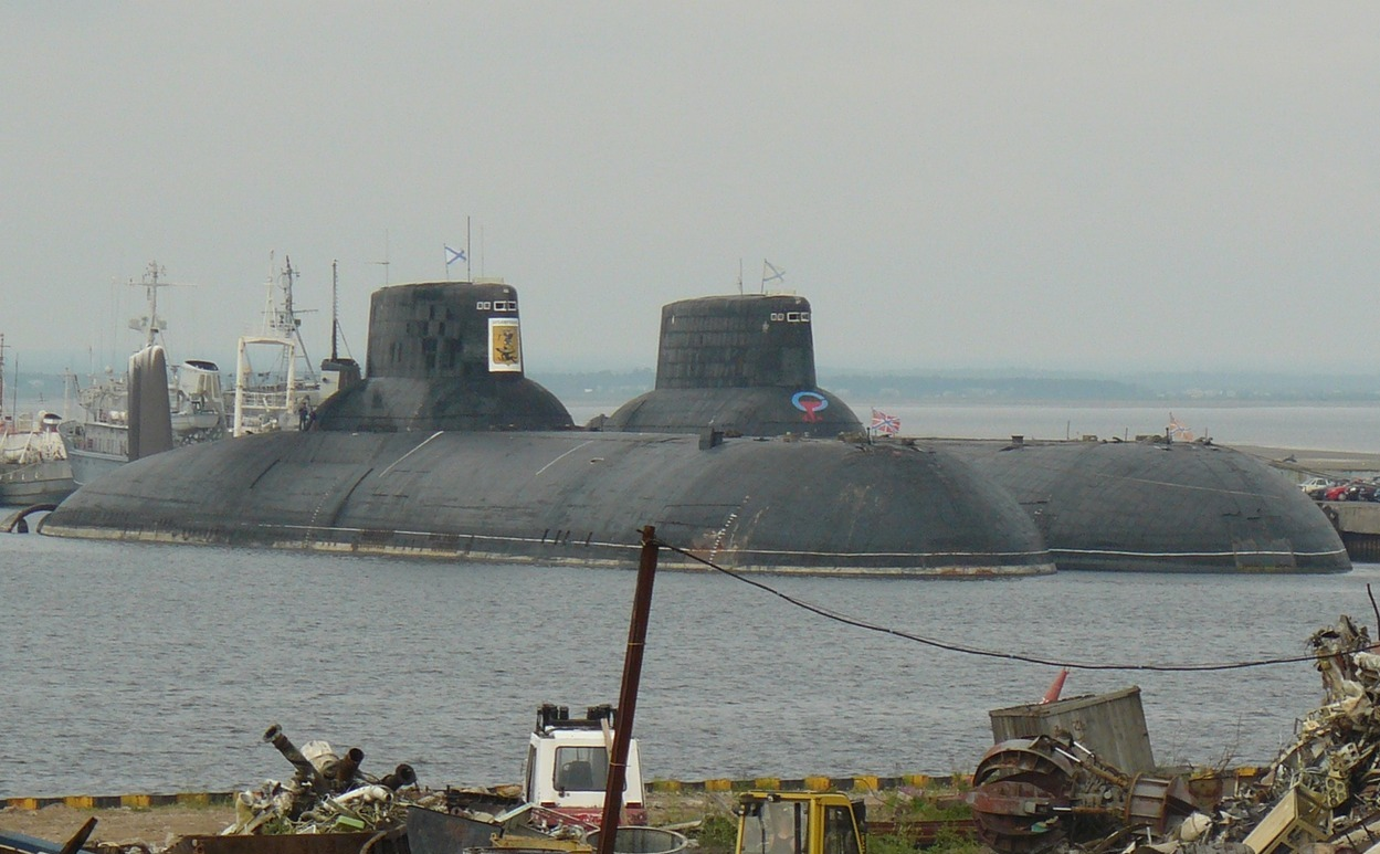 Подводная лодка Акула уничтожена