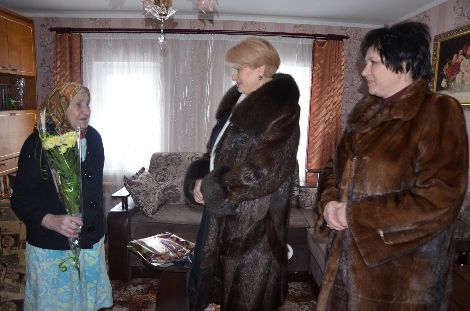 Шикарные пенсионерки фото 2 фотография